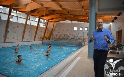 Thermes de Vals-les-Bains – Lancement de la saison 2016