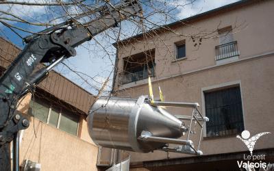 La Brasserie Bourganel augmente sa capacité de production de 20%