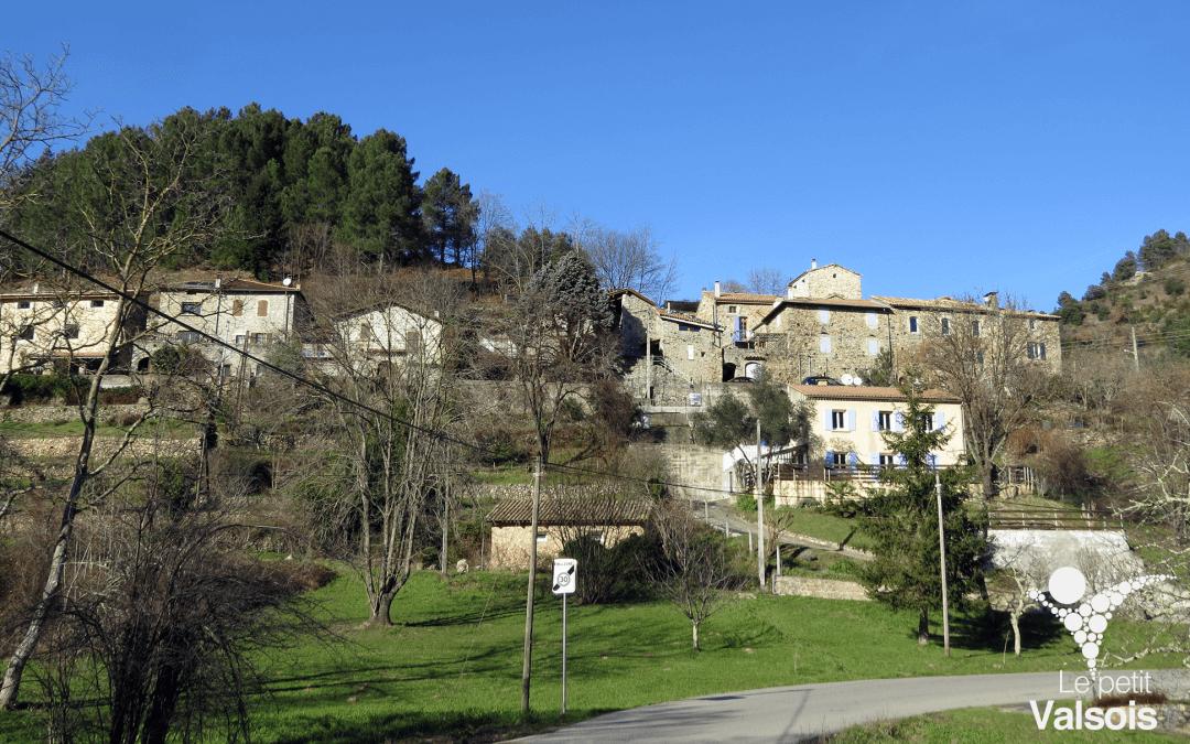 Arlix, Hameau de Vals-les-Bains