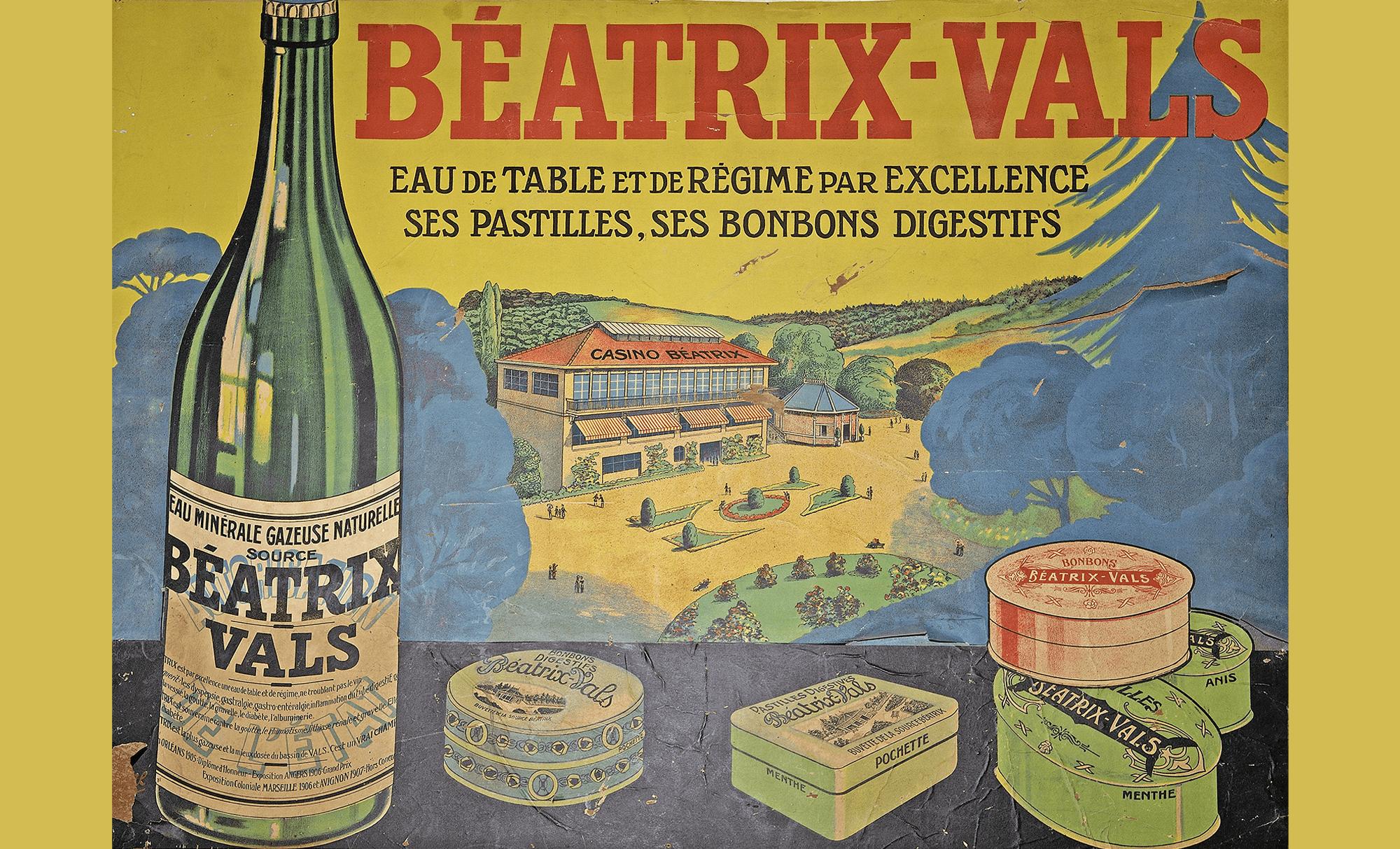 Les Pastilles de Vals. Béatrix