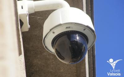 Sécurité – Vals-les-Bains équipé de caméras de vidéo protection