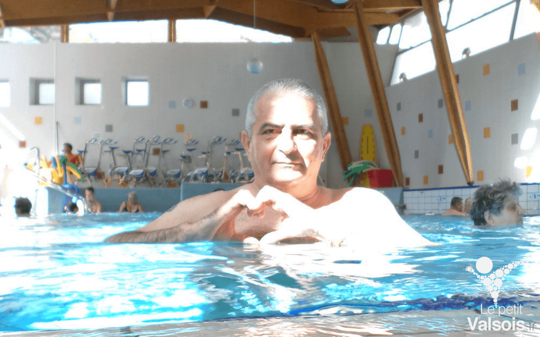 Jean-Pierre Chamma, amoureux de Vals-les-Bains, participera aux 24e jeux nationaux des transplantés et dialysés