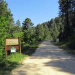 La forêt communale de Vals-les-Bains