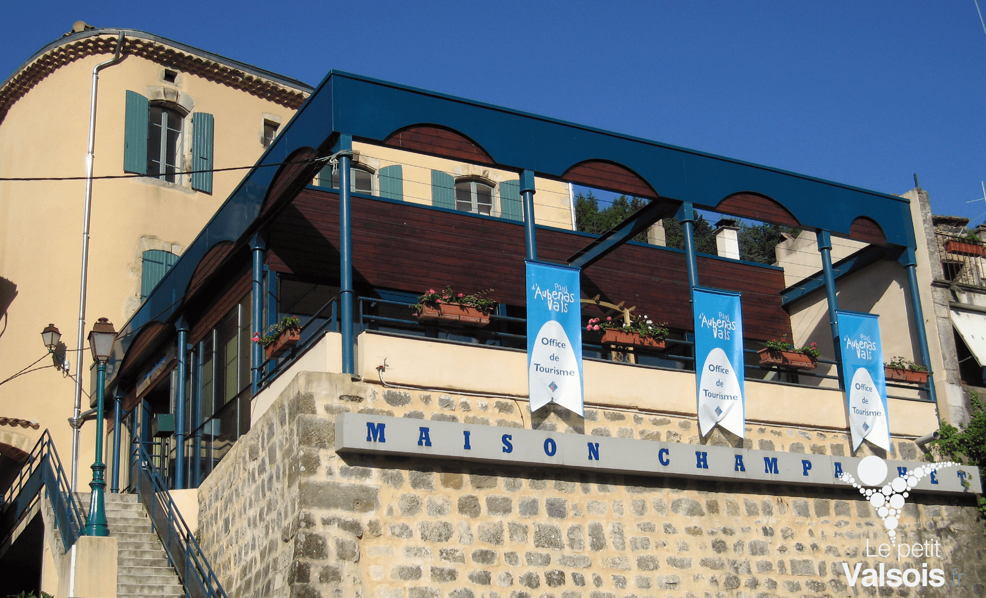 La Maison Champanhet, un musée au coeur de Vals-les-Bains