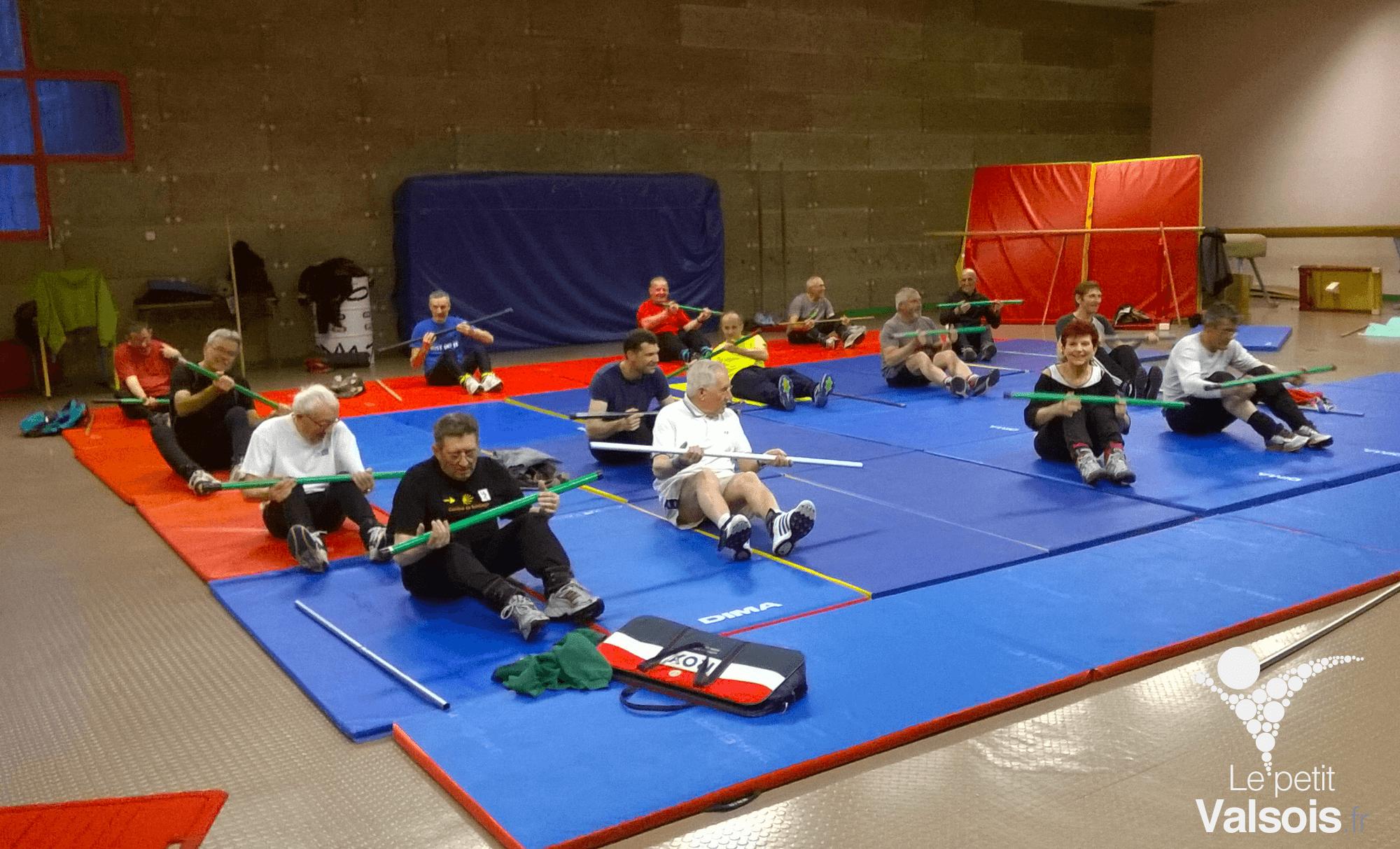 Association Gym Aubenas Vals 07 La Forme (AGAV07)