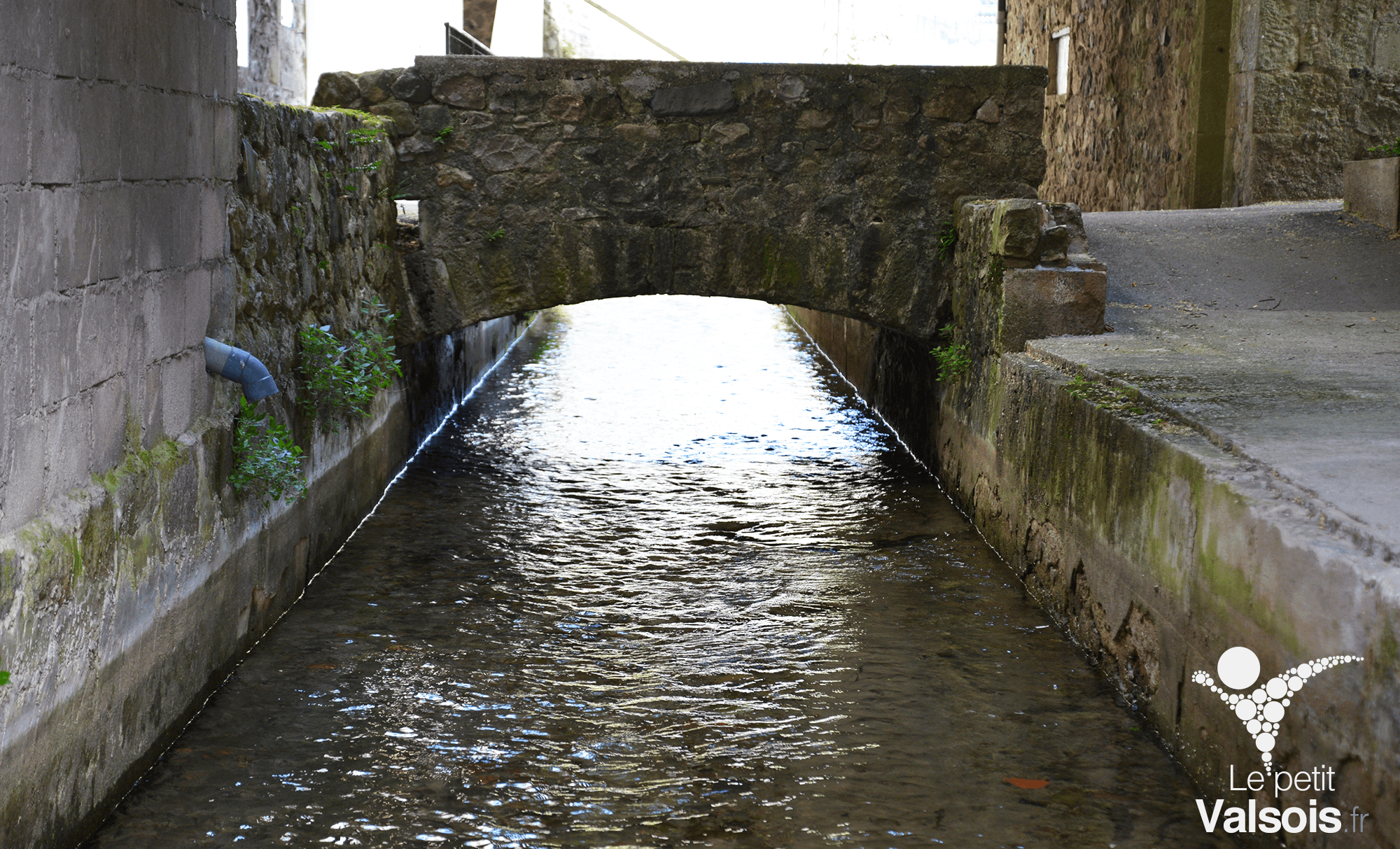 Le canal Combier