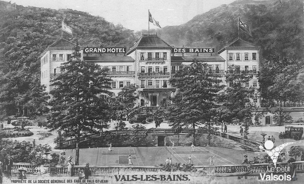 grand hotel des bains photo ancienne