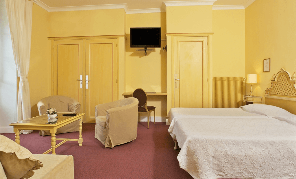 chambre grand hotel des bains