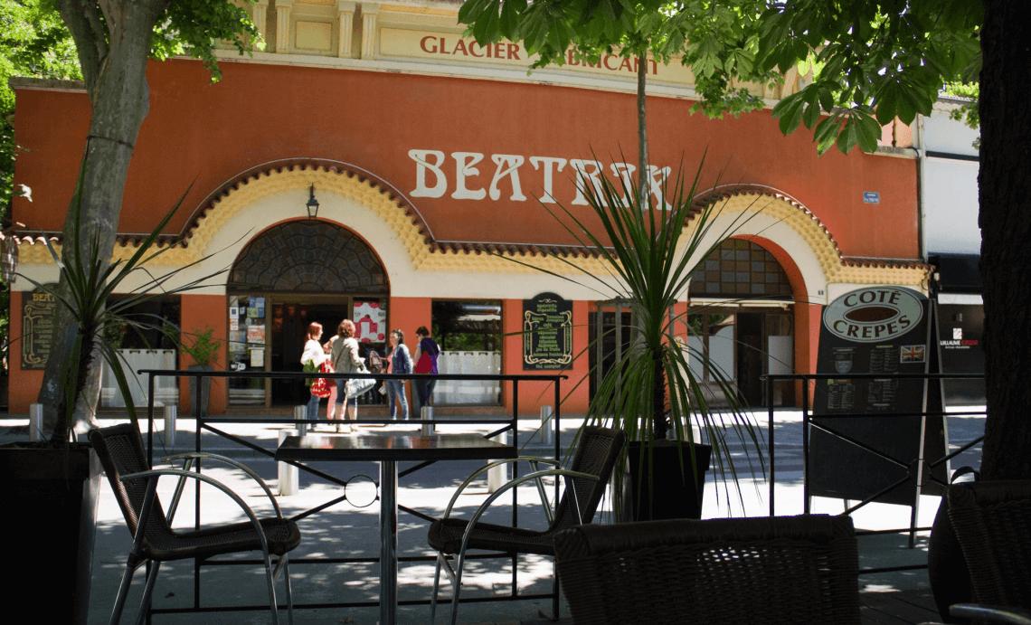 Côté Crêpes – Béatrix
