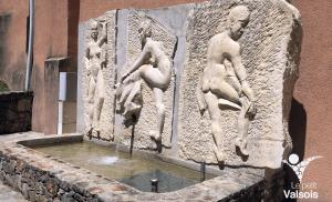 Les Trois Grâces au bain de Roger Marion