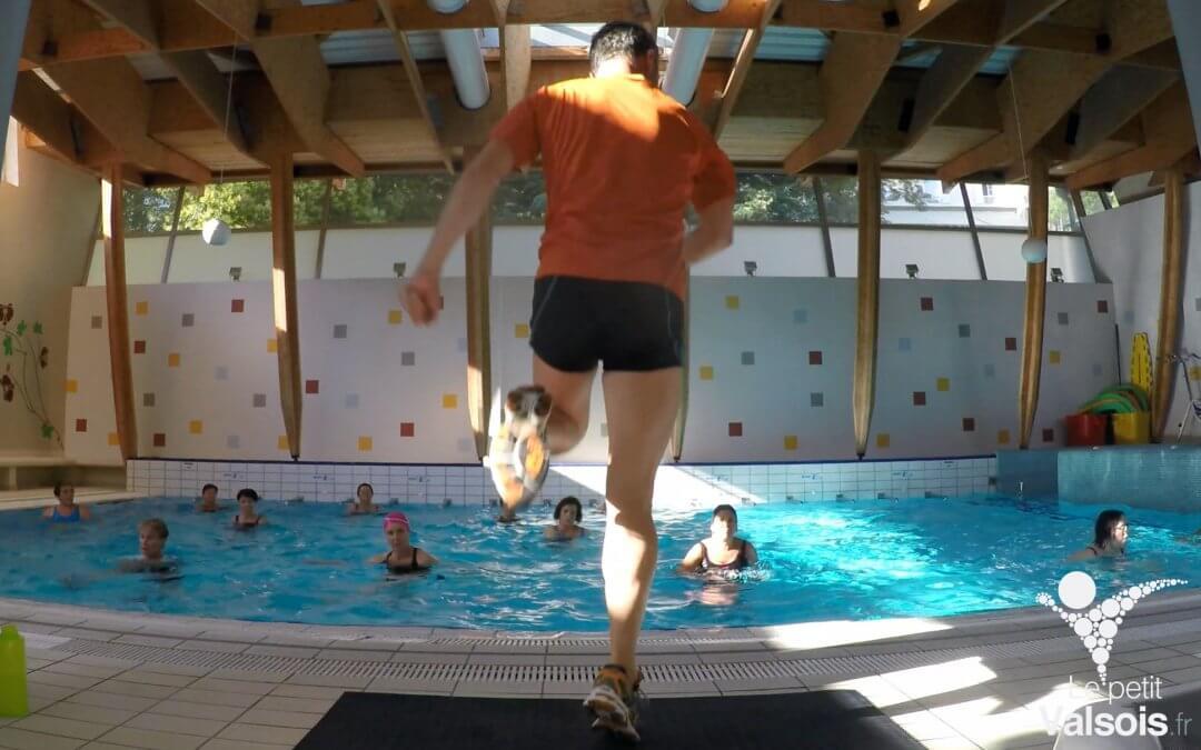 Aquagym aux Thermes de Vals-les-Bains