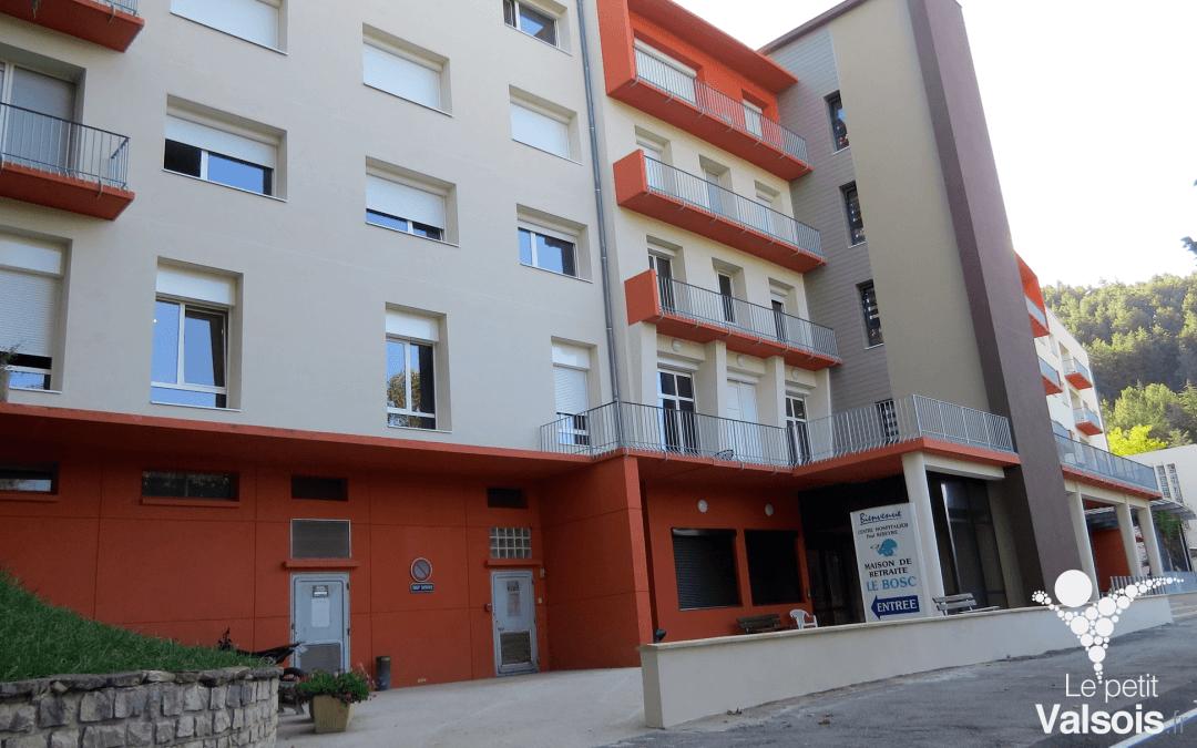 Maison de retraite Le Bosc : Fin des travaux de rénovation