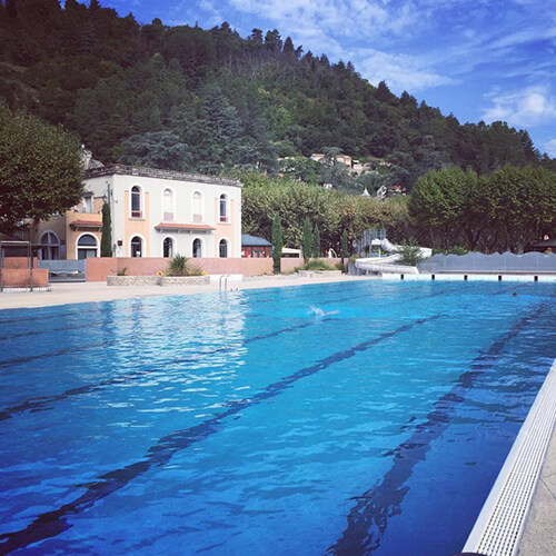 piscine municipale instagram