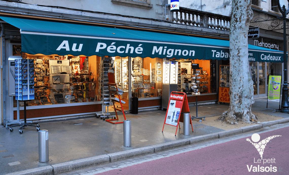 Au Péché Mignon - Jacques Gleyse