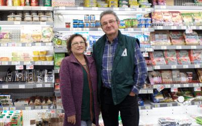 Une retraite bien méritée pour Michel et Chantal Mejean