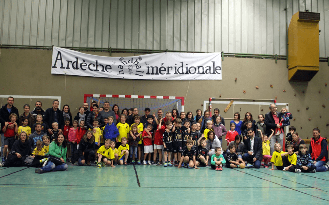 AMHB – Ardèche Méridionale Handball