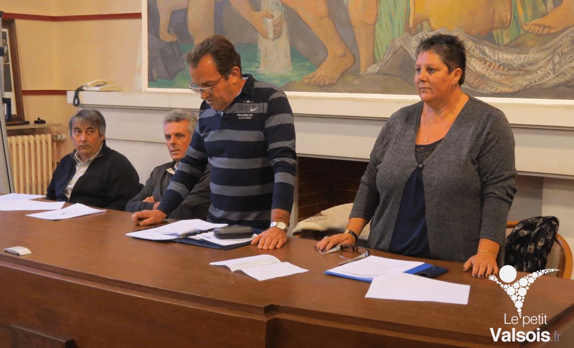 Assemblée générale 2016 de L'Amicale Entente Boules