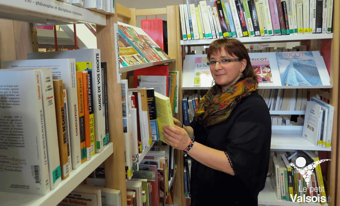 Bibliothèque municipale – La Valse des Livres