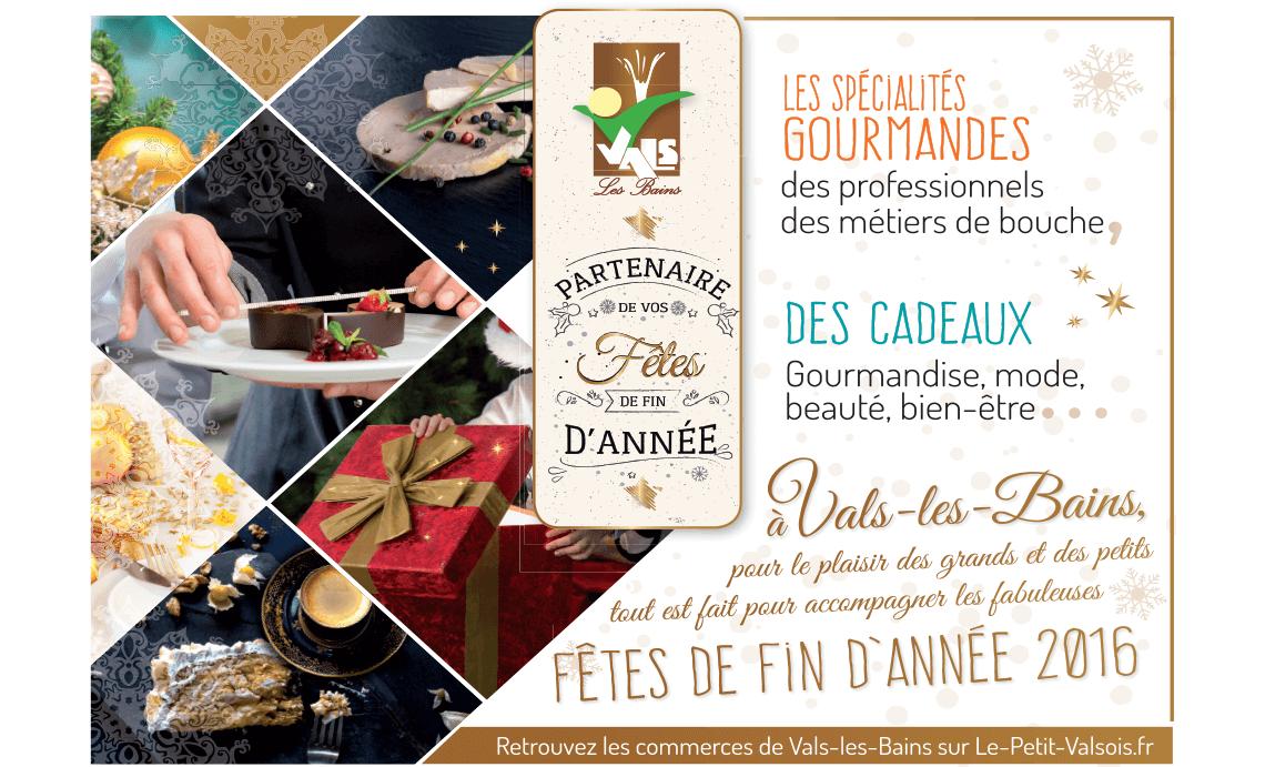 Bons plans de Noël à Vals-les-Bains