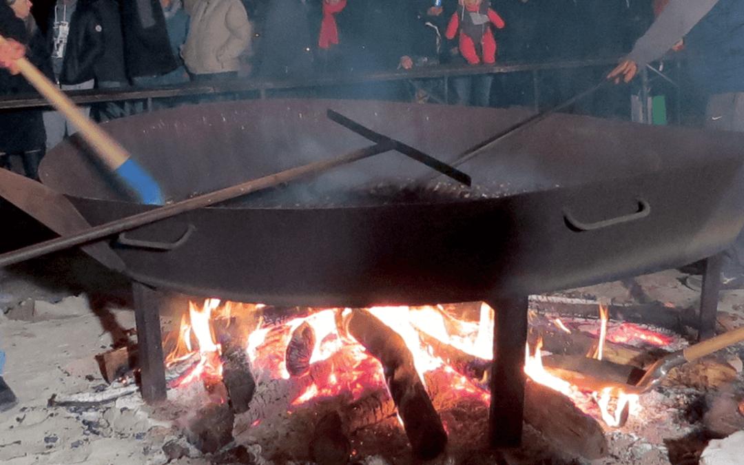 Castagnade à Vals-les-Bains 2018