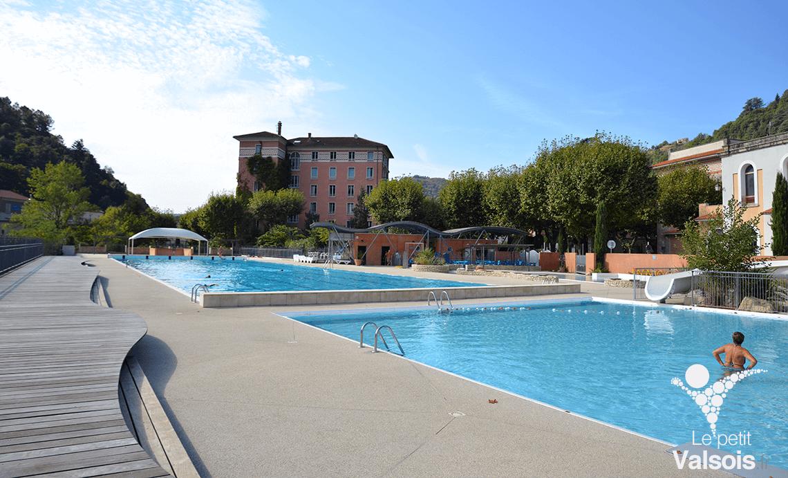 Petit Bassin piscine municipale vals-les-bains