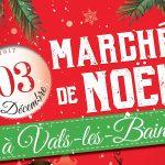 Marché de Noël – 03 Décembre 2017