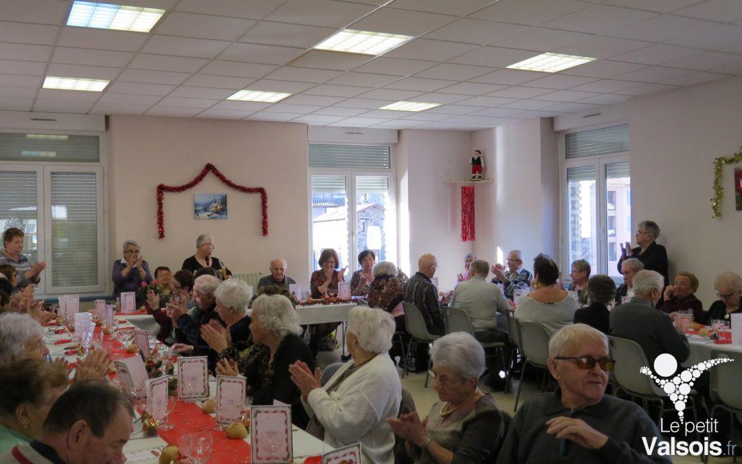 Préparation aux réjouissances de Noël 2016 du Club Valsois
