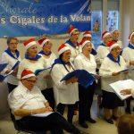 Chantons Noël avec les Cigales de la Volane