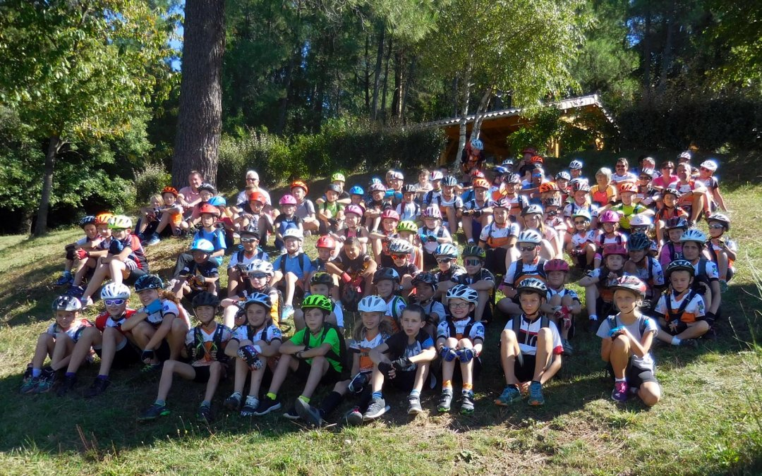 Le club de Cyclotourisme Aubenas Vals