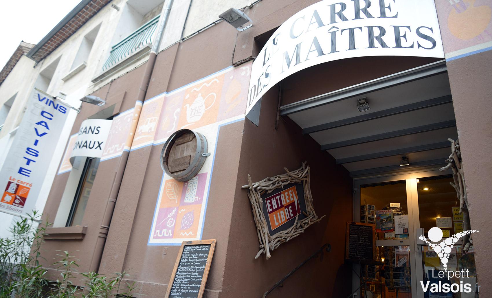boutique carre des maitres