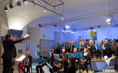 Harmonie d'Aubenas Vals : Un concert de Noël 2016 de grande qualité