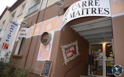 La boutique du Carré des Maîtres