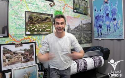 Studio l'Oiseau Vert: Pierre De Luca, photographe à Vals-les-Bains