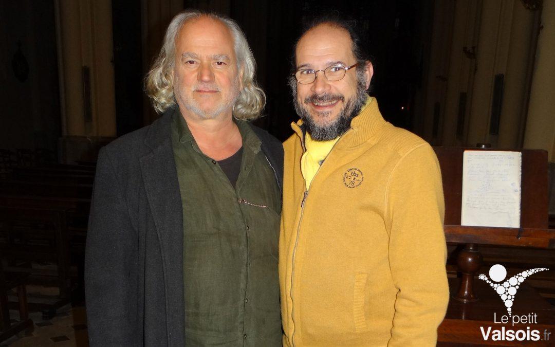Concert de Valery Imbernon et Pierre Lafrenaye du 18 décembre 2016