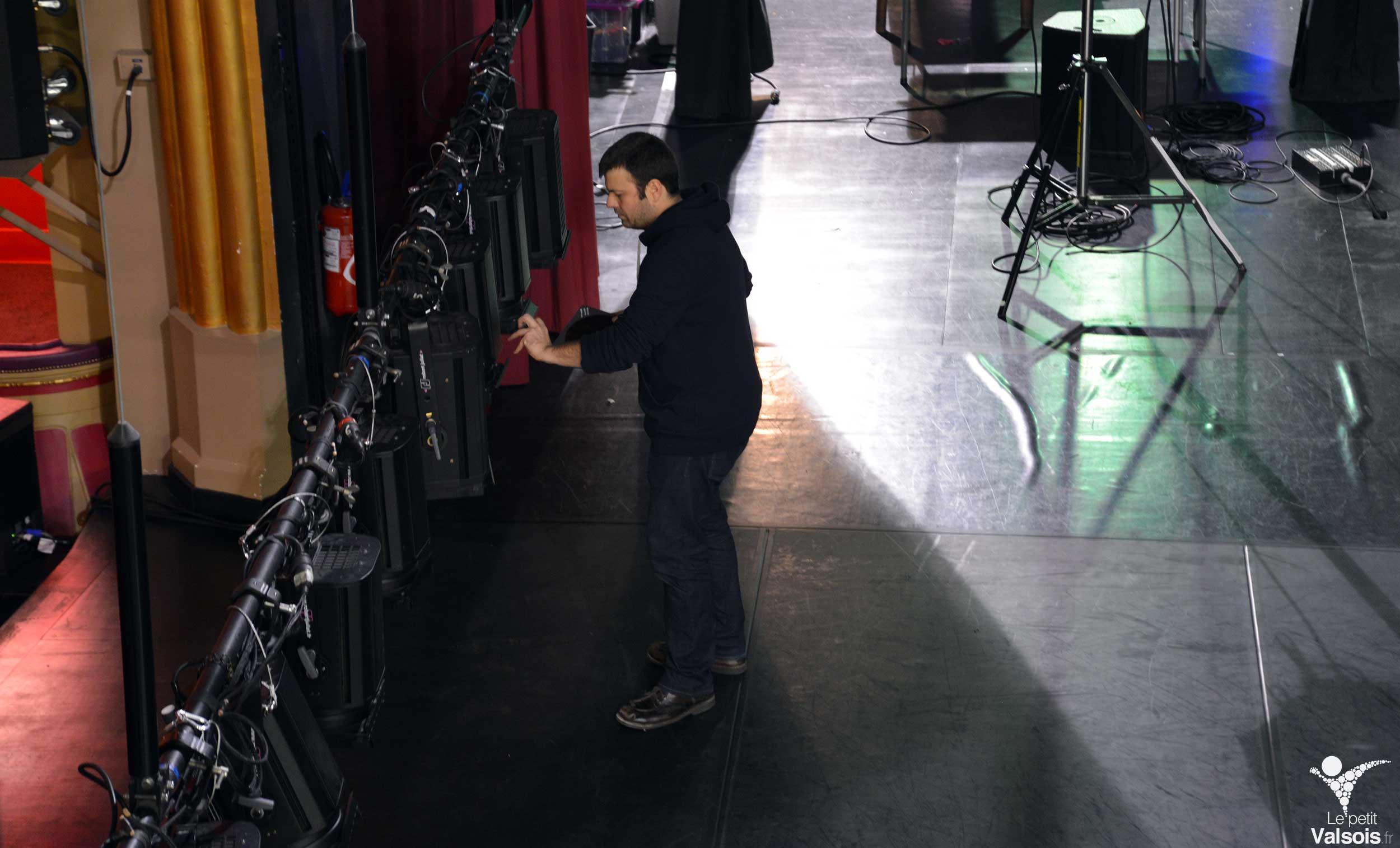 Lumiere theatre vals