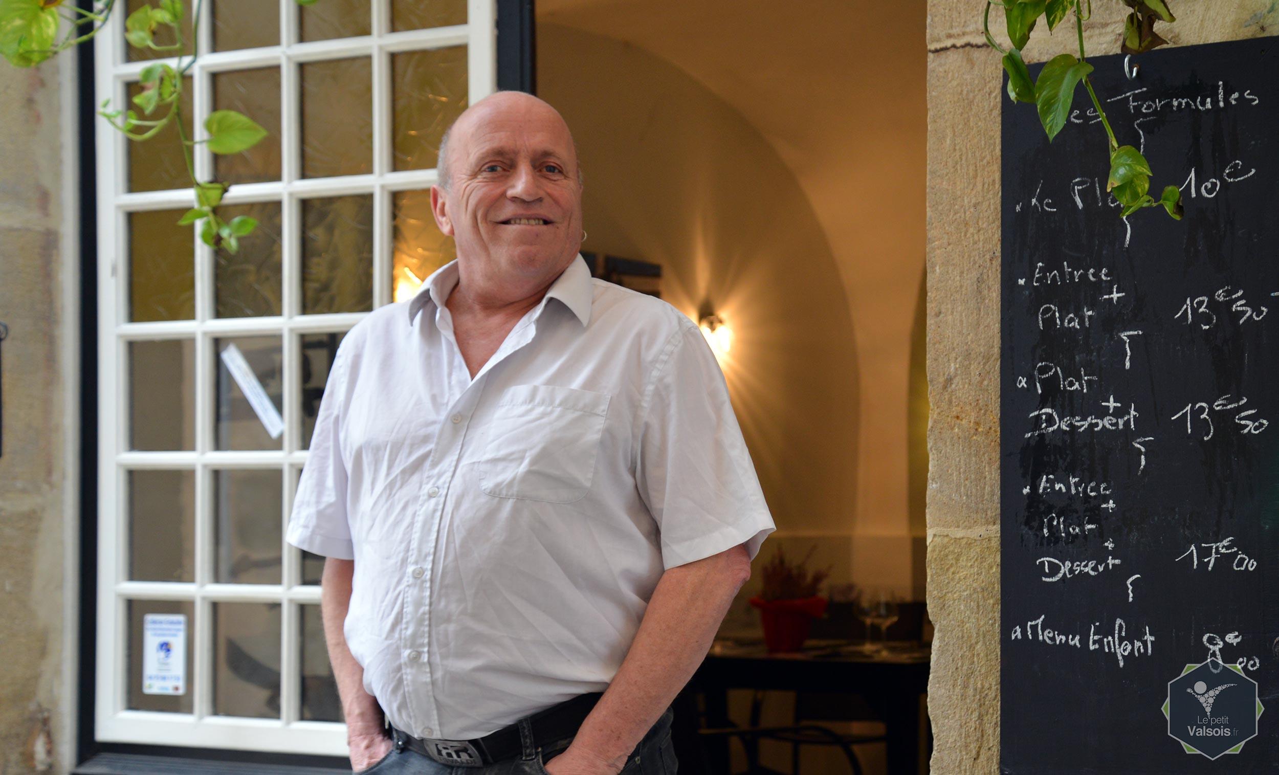 Pierre Lecot, Restaurant le Raspoutine