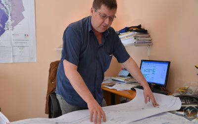 Le point sur les travaux d'aménagement du boulevard de Vernon avec Christophe Trésorier
