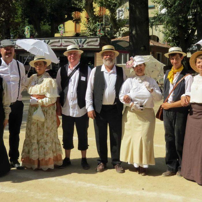 Les 24 et 25 juin 2017, Vals les Bains revisite la Belle Epoque !