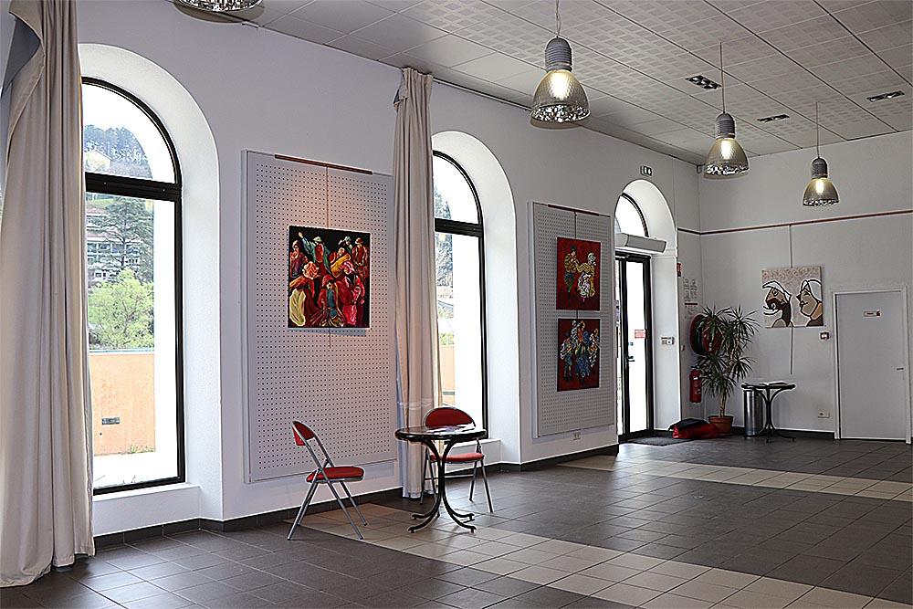le parcours des arts le petit valsois. Black Bedroom Furniture Sets. Home Design Ideas