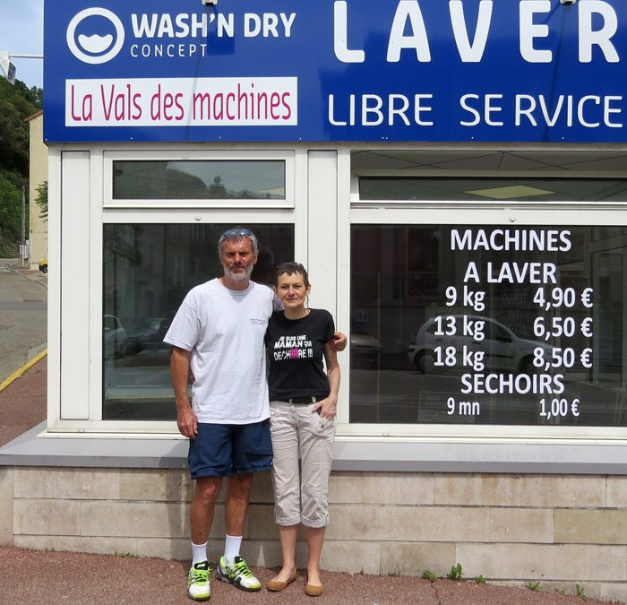 Laverie la Vals des Machines