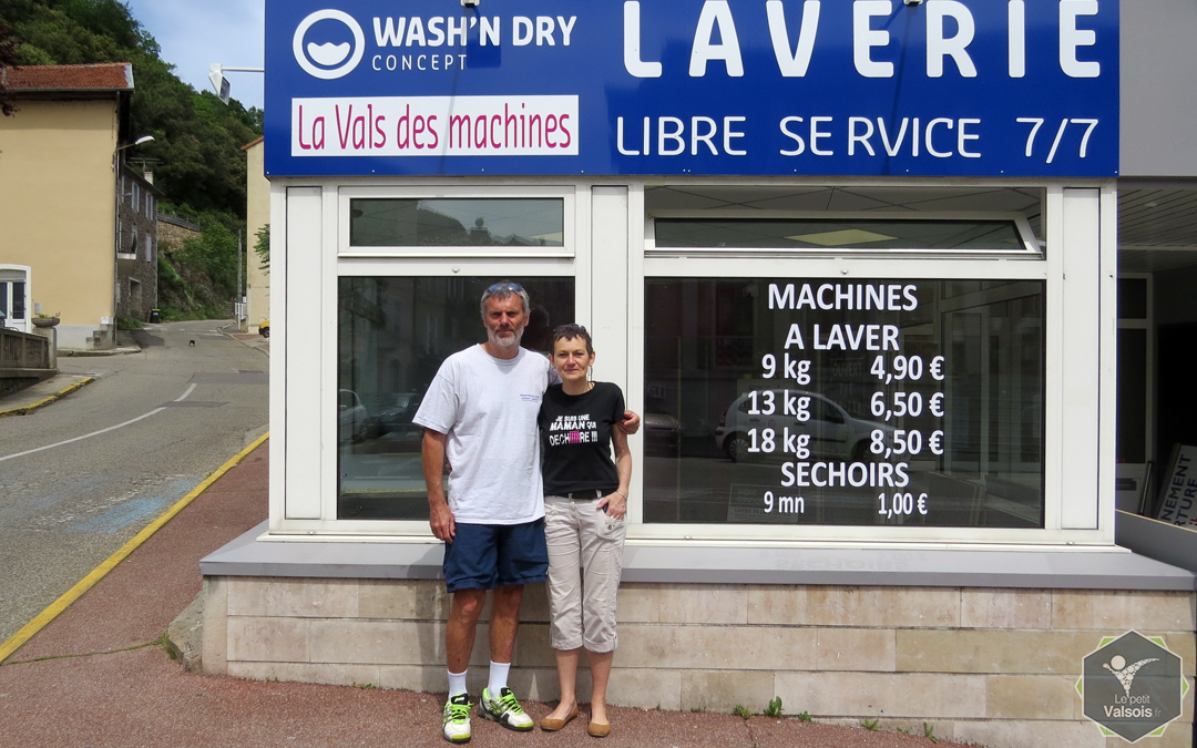 Laverie la Vals des Machines
