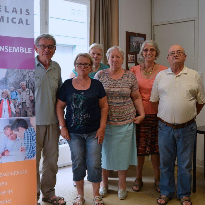 Le relais amical Malakoff Médéric du Vivarais