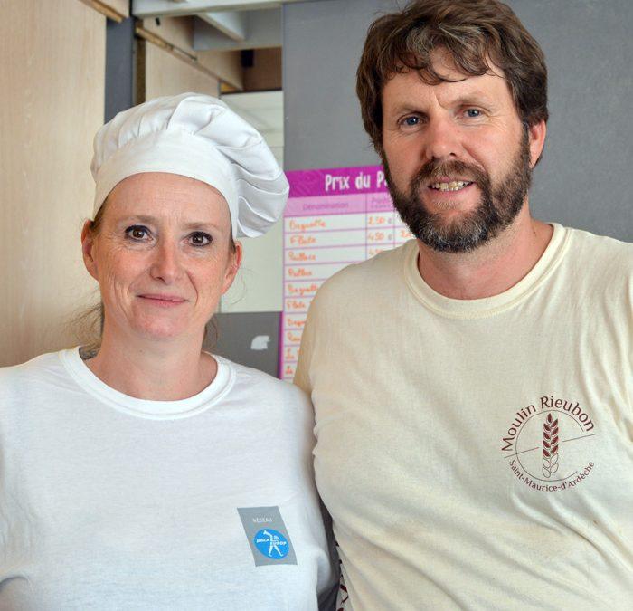 Boulangerie «Mon Boulanger» au Faubourg d'Antraïgues