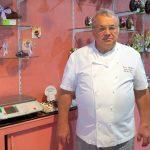 Départ à la retraite du pâtissier-chocolatier Yvan Baudoin