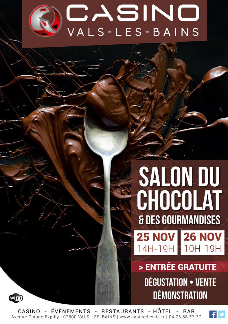 Salon du Chocolat Casino de Vals