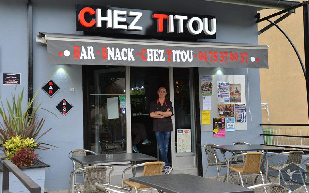 Bar, Snack Chez Titou