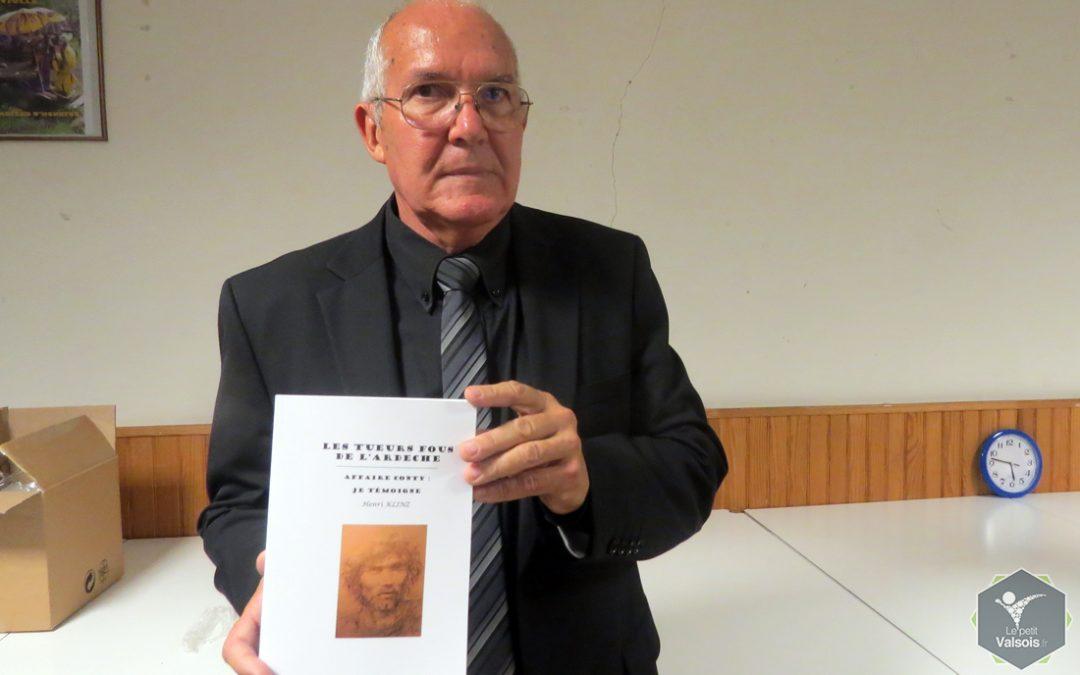 Henri Klinz – Pendant 35 ans, il mène sa propre enquête sur l'affaire Conty