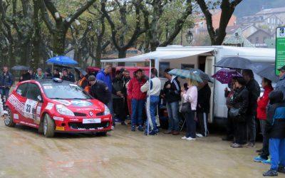 Vals-les-Bains, ville étape du rallye de l'Ardèche
