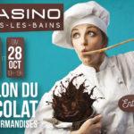 Salon du chocolat et des gourmandises les 27 et 28 Octobre 2018