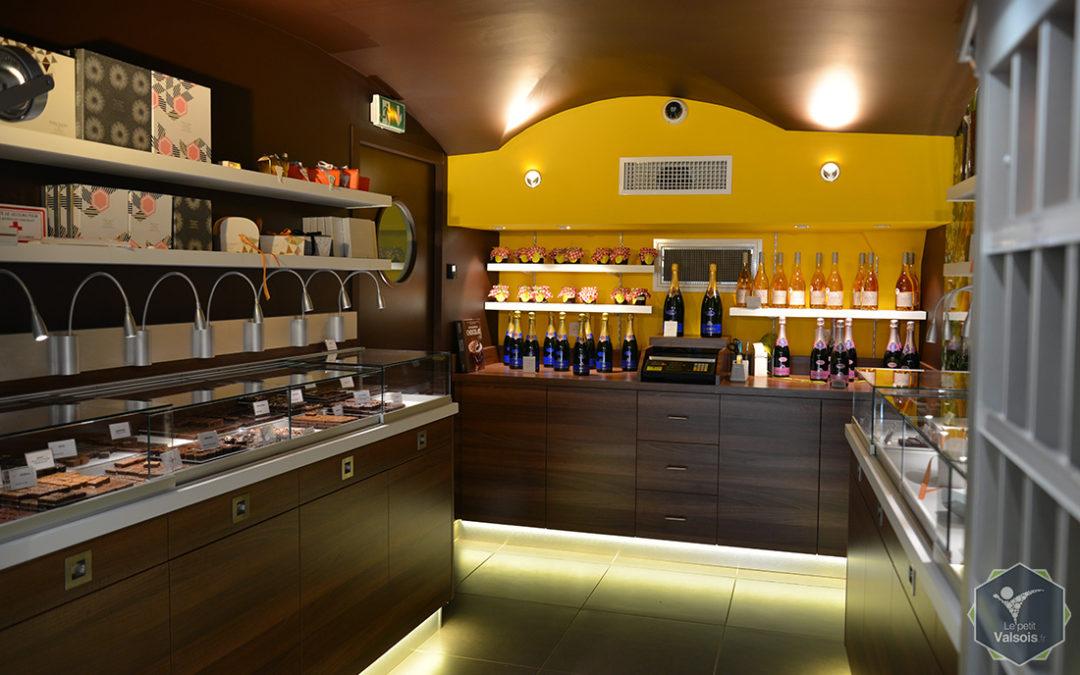 Didier Laurent : Pâtissier, Chocolatier à Vals-les-Bains